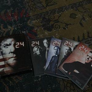 Season 6 of Kiefer Sutherland's 24. EUC